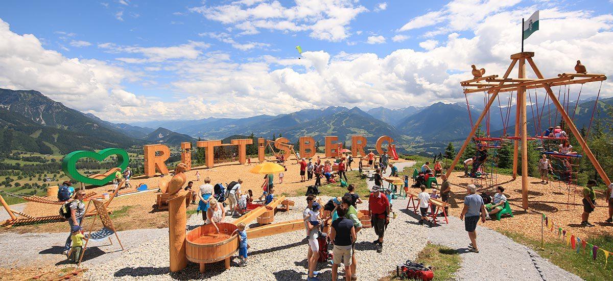 Rittisberg in der Ramsau am Dachstein, Ausflugsziel in der Steiermark