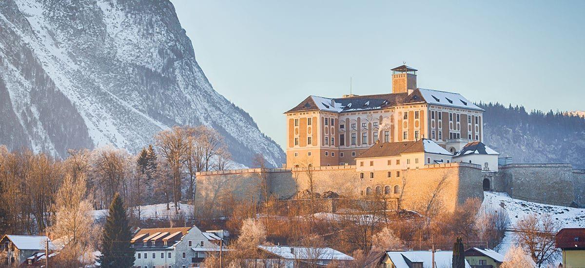 Ausflugsziel - Schloss Trautenfels, Steiermark
