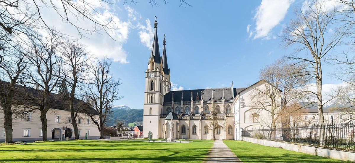 Ausflugsziel - Stift Admont, Steiermark