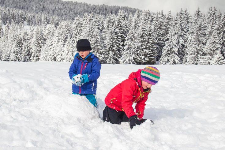 Familienurlaub, Winterurlaub auf der Reiteralm, Pichl-Schladming