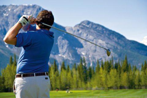 Golfen, Sommerurlaub in der Urlaubsregion Schladming-Dachstein
