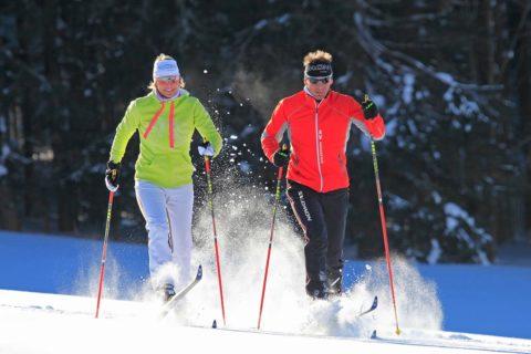 Langlaufen - Winterurlaub in der Urlaubsregion Schladming-Dachstein
