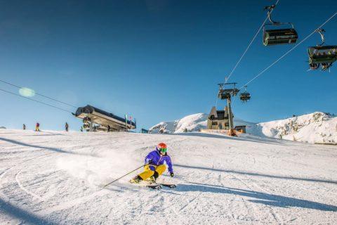 Skiurlaub auf der Reiteralm, Urlaubsregion Schladming-Dachstein