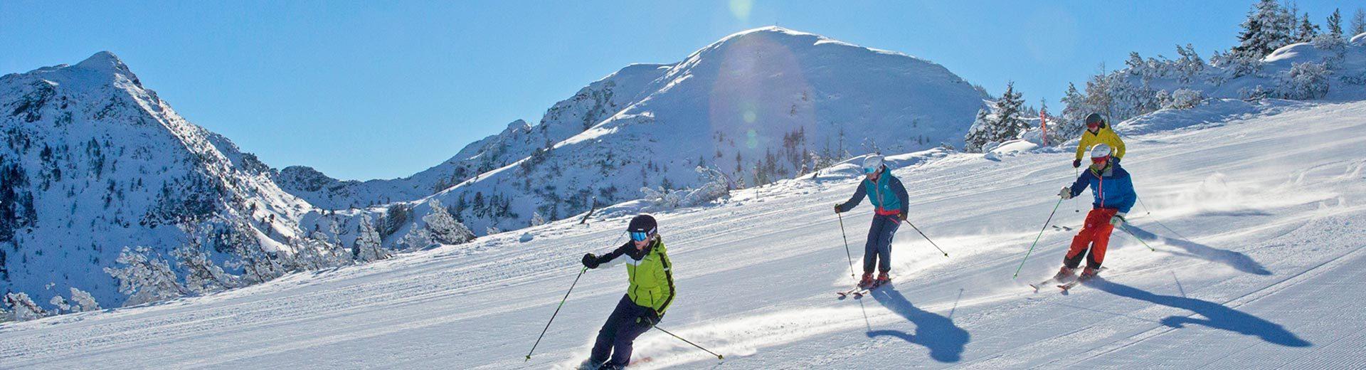 Skiurlaub Schladming Dachstein 3