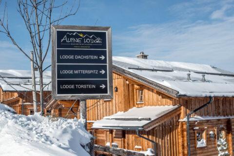 Toplage an der Piste, Reiteralm, Ski amadé